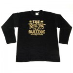 Bulldog Gold Foil Long Sleeves