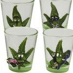 Cannabuds Shot Glasses