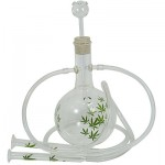 Glass Pipe Conical Round