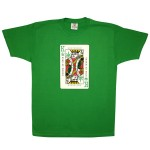 """King of Weeds"" Amsterdam T-shirt"