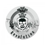 Metal Ashtray - Revolution