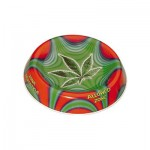 Metal Ashtray - Weed Allowed Zone