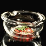 Molino Glass Ashtray - Clear