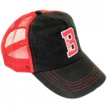 Red And Black Trucker Cap