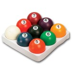 Set of 9 Magnetic Ball Grinders